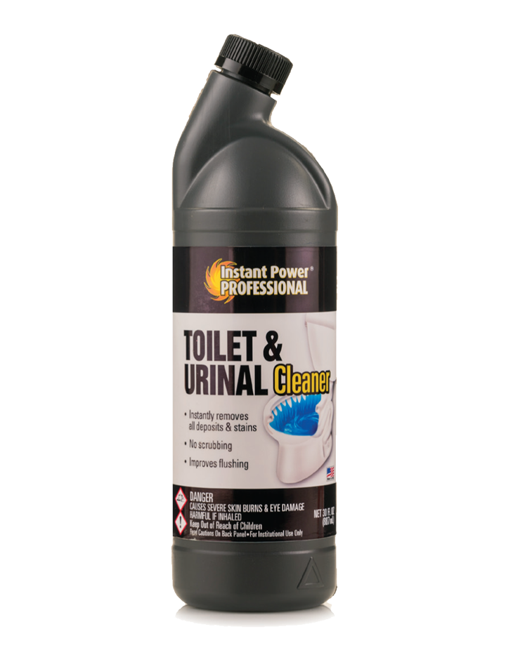 Toilet Amp Urinal Cleaner Instant Power Professional